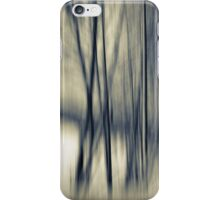 borderline iPhone Case/Skin