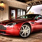 Aston Martin Vantage by Mike Olbinski