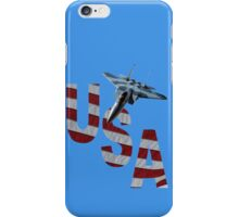 US Air Force F-15  iPhone Case/Skin