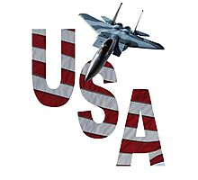 US Air Force F-15  Photographic Print