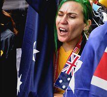 Aussie Girl by Andrew  Makowiecki