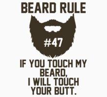 Beard Rule #47 by jephrey88
