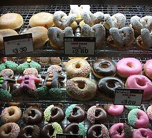 Donut King Taree by Gary Kelly