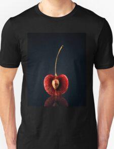 Red Cherry Still Life T-Shirt