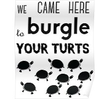 your turts Poster