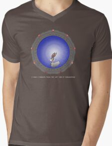 Left turn at Albuquerque Mens V-Neck T-Shirt
