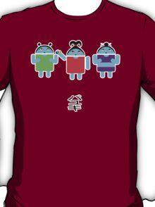 Droidarmy: Fruity Oaty Droids T-Shirt