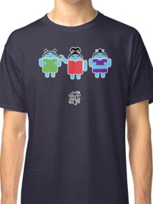 Droidarmy: Fruity Oaty Droids Classic T-Shirt