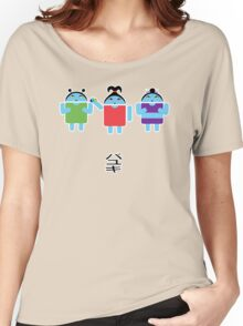 Droidarmy: Fruity Oaty Droids Women's Relaxed Fit T-Shirt