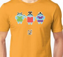 Droidarmy: Fruity Oaty Droids Unisex T-Shirt