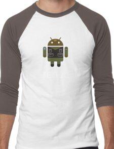 Droidarmy: Teal'c SG-1 Men's Baseball ¾ T-Shirt