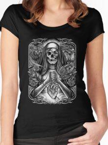 Winya No.7 Women's Fitted Scoop T-Shirt