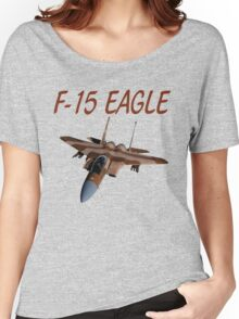 F-15 Eagle Women's Relaxed Fit T-Shirt