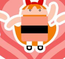 Droidarmy: The Powerpuff Droids Sticker
