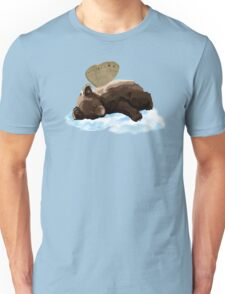 Fairy Bear (Blue) Unisex T-Shirt