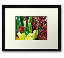 It is a new day   6 Framed Print