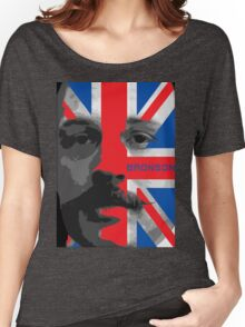 Bronson Movie Poster Women's Relaxed Fit T-Shirt