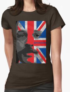 Bronson Movie Poster Womens Fitted T-Shirt