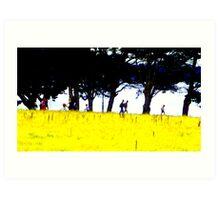 Regard de Breizh 6 Art Print