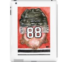 Patrick Kane Playoff Beard iPad Case/Skin