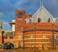 Royal Shakespeare Company Theatre by StephenRphoto