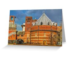 Royal Shakespeare Company Theatre Greeting Card