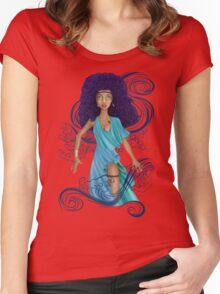 Zintia Women's Fitted Scoop T-Shirt