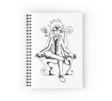 Tim Spiral Notebook