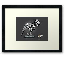 Mine! Framed Print
