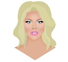 Courtney Act by tabtimm