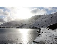 looking towards snowdon Photographic Print