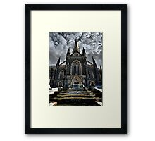 Cathedral #14 Framed Print