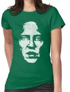 Christopher Walken Womens Fitted T-Shirt