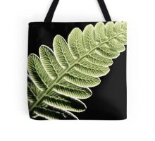 Veins In The Pinna Of A Fern Frond Tote Bag