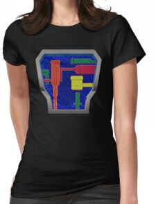 B.A.T.S. Variant 2.0 Womens Fitted T-Shirt