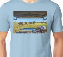 Beyond Elephant Watching Unisex T-Shirt