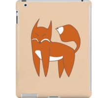 Mister Fox iPad Case/Skin