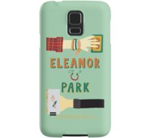 Eleanor and Park by Rainbow Rowell Book Cover Samsung Galaxy Case/Skin