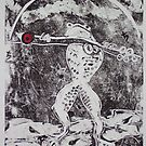 Transformation - Frog by scallyart