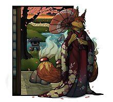Kimono Kitsune Photographic Print