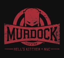 Murdock Gym (Vintage) by Eozen