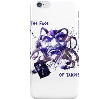 The Face Of Tardis iPhone Case/Skin