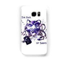 The Face Of Tardis Samsung Galaxy Case/Skin