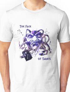 The Face Of Tardis Unisex T-Shirt