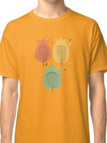 Decorative leaves. Autumn mood. Classic T-Shirt