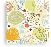 Light autumn Canvas Print