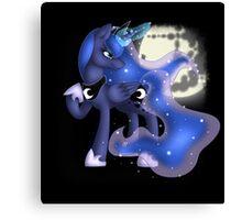 Princess Luna - Moon Princess Canvas Print