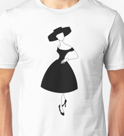 Funny face Unisex T-Shirt