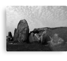 West Kennet Long Barrow #2 Metal Print
