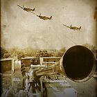 1940 - Sepia - Through The Lens by Colin J Williams Photography